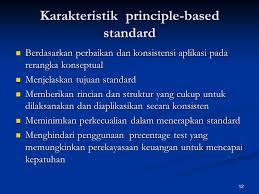 Hasil gambar untuk Perbedaan antara standar akuntansi rule dan principle base