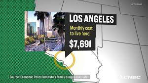 Budgeting For A Family Of 4 How Much A 4 Person Family Needs To Live In The 15 Biggest Us Cities