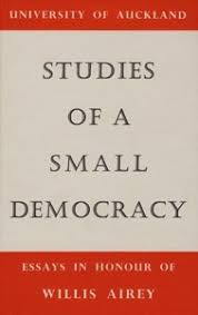 studies of a small democracy essays in honour of willis airey by  studies of a small democracy essays in honour of willis airey