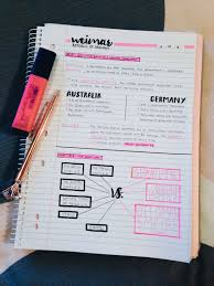tus notes history notes pretty in pink study school pinterest