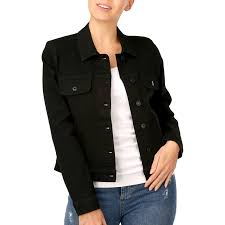 the 1964 denim company women s hb jacket black