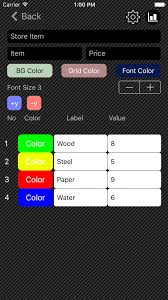 Ipod Size Chart 3d Chart Maker Ios App For Iphone And Ipad Nitrio