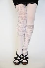 custom text tights poem text tights design your own custom tights personalized text custom design