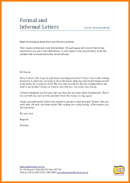 Informal Resume Format Luxury Example Cover Letter For Templa