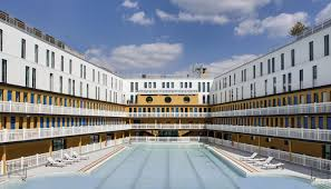 reviving the abandoned life of pi art deco pool in paris moltirornew1