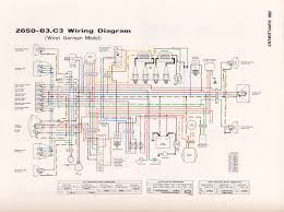 kawasaki z650 b1 wiring diagram kawasaki wiring diagrams z650 starting problem