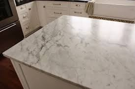 quartz countertops that look like carrara marble awesome
