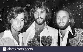 Bee Gees Maurice Gibb In Stockfotos und -bilder Kaufen - Alamy