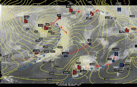 Surface Analysis Chart Noaa Mariners Weather Log Vol 52 No 3 December 2008