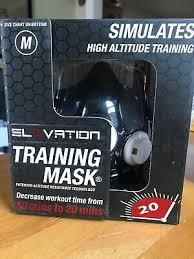 Elevation Training Mask 2 0 Athletic Exercise Workout