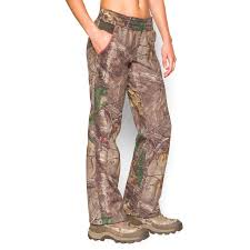 under armour camo. under armour 1260161-946 womens camo fleece hunting pants in realtree ap xtra - rogers sporting goods