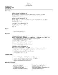 Fine Food Runner Resume Objective Photos Example Resume And
