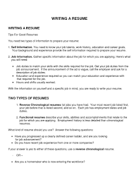 How To Write A Professional Profile Resume Genius Objective Put On