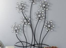 3d decorative faux pearls gems acrylic crystal flower