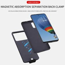 Mở Rộng Điện Thoại Pin 7000MAh Di Động Pin Sạc PowerBank Dành Cho Samsung  Galaxy Samsung Galaxy A71 5G Pin Dự Phòng Sạc Bao Hộp Sạc Pin