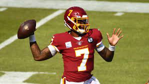 Dwayne Haskins was doomed before the ...