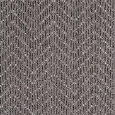 merino herringbone battleship custom area rug with pad