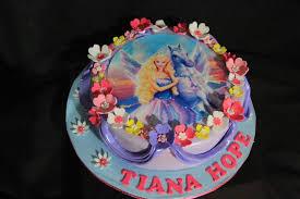 Barbie Pegasus Edible Print Cake Juvante Cake Creations In 2019