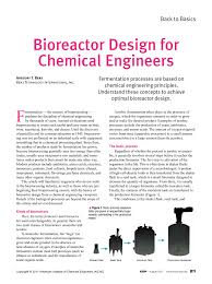 Reactor Design For Chemical Engineers Pdf Pdf Bioreactor Design For Chemica Engineers