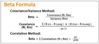 Variance Formula Beta Formula Top 3 Methods Step By Step Examples To