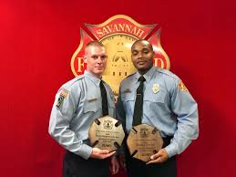"""Savannah Fire Department on Twitter: """"Congratulations to Rookie ..."""