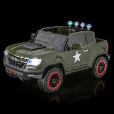 Montana Toddler Remote Control Ride On Pickup Truck with 4 Motor 4WD ...