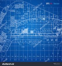 Stock Images Similar To Id 122647651 Urban Blueprint Vector