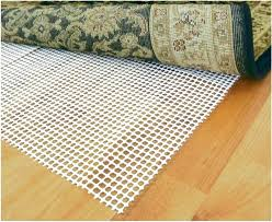 best rug pad for wood floors pads unique give your favorite extra fascinating hardwood are pvc