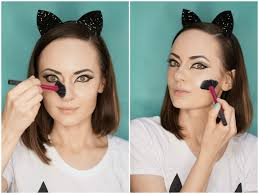 easy cat makeup tutorial 12