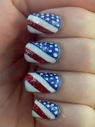 american flag glitter fourth of july