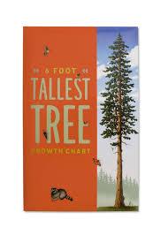 Growth Chart Tallest Tree