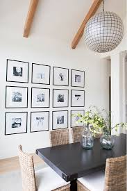 black picture frames wall. Exellent Black Make It Modern Black U0026 White Frames  Studio McGee With Picture Wall E