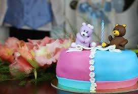 20 Gorgeous Exclusive Baby Shower Cake Design Ideas