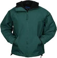 Tri Mountain Conqueror Heavyweight Hooded Jacket