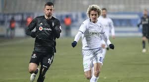 Erzurumspor 3 hafta aradan sonra kazandı! Bb Erzurumspor Besiktas 3 2