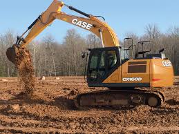 Case Cx160d Excavator Case Construction Equipment