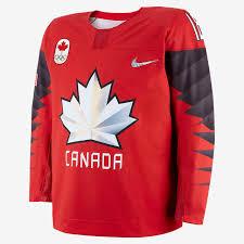 Nike Youth Hockey Jersey Size Chart Nike Team Canada Replica Mens Hockey Jersey