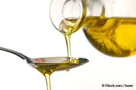 Coconut oil is calorie-dense