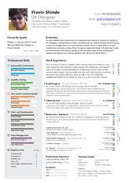 Ui Ux Designer Resume Ux Designer Resume Templates Ui Resumes Newest Impression Expert Cv 10