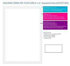 4 to a page template 4 up postcard template word free templates for word ms postcard