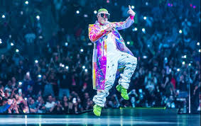 bad bunny performs live in concert at madison square garden on april 27 2019 in new york city
