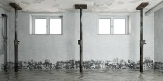 to straighten basement walls yourself