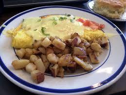 Bob Evans Light Breakfast Menu