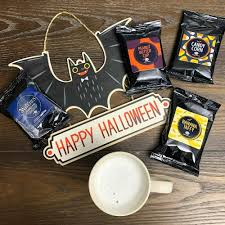 Halloween coffee shake kraft recipes. Coffee Of The Month Club October 2020 Trick Or Treat Coffee Beanery