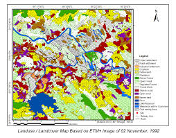 series maps time series maps south karanpura coalfields