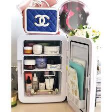 Tủ lạnh mini bảo quản mỹ phẩm 20l Kemin