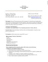 Cover Letter Sample Lpn Resume Objective Lpn Resume Objective