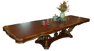 Mahogany And More Dining Tables Ornate French Rococo Large