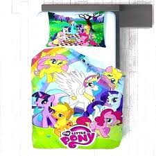 my little pony bed set my little pony comforter set queen bed duplex printing kids duvet my little pony bed set
