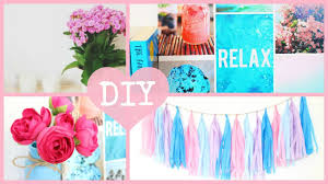 diy easy and inexpensive summer room decor 2015 tumblr inspired